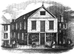 Underground Railroad Pictures: Church of the fugitive slaves in Boston