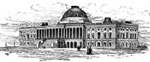 U. S. Capitol: The National Capitol, 1825