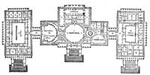 U. S. Capitol: Plan of the Principal Story