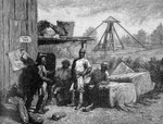 U.S. Cotton: Slaves on a Cotton Plantation