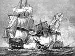 USS Constitution: Capture of the Guerriere by the Constitution