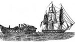 USS Constitution: Constitution and Guerriere