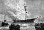 USS Philadelphia: Burning of the Philadelphia