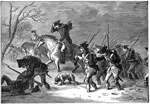 Valley Forge: The March to Valley Forge