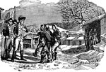 Valley Forge: Sufferings of the Troops at Valley Forge
