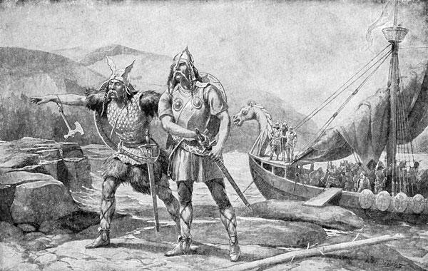 Swedish Viking Symbols