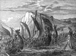 Viking Ships: Dano-Norweigian Fleet of the 10th Century