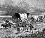 Wagon Trains: Lightning Express