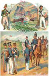 War of 1812 History: U.S. Army and Navy Uniforms-War of 1812