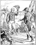 War of 1812: Surrender of Captain Dacres