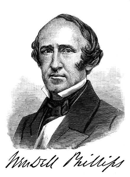 wendell phillips I say, therefore, the south, properly speaking, is in earnest she has been considering for thirty years -- now she begins to act she acts harmoniously, earnestly.