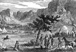 Western Frontier: Camp of the Nez Perces