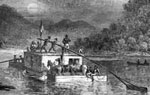 Westward Expansion: Emigrants on the St. Lawrence River