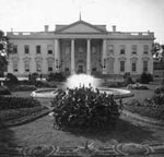 White House Pictures: The White House, Circa 1898
