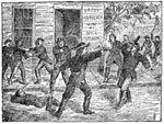 Wild Bill: Wild Bill Fighting Fifteen Soldiers