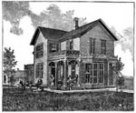 William Cody: Residence at North Platte, Nebraska