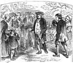 William Penn: Penn's Arrival at Newcastle